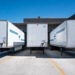 3PL company trucks
