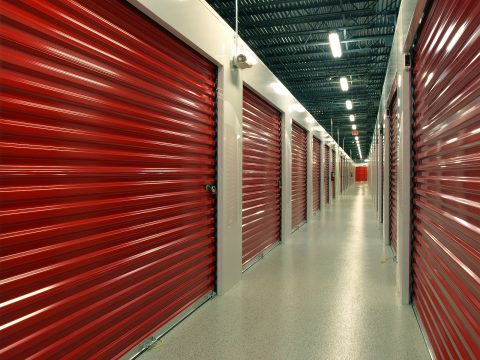 Newcastle storage units