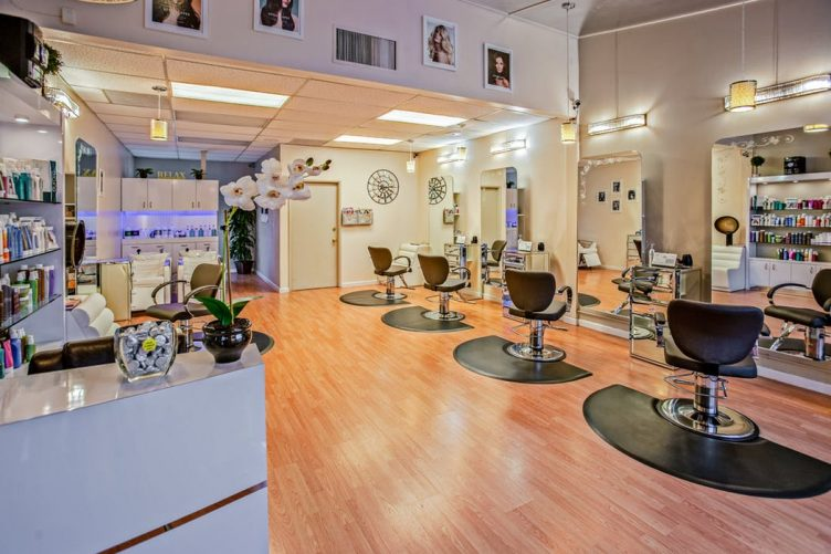 Beauty Salon in the CBD