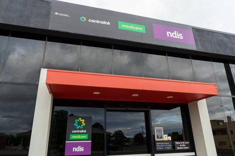 NDIS plan management provider office